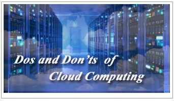 dos _donts_cloud